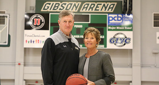 John and Kristie Gibson